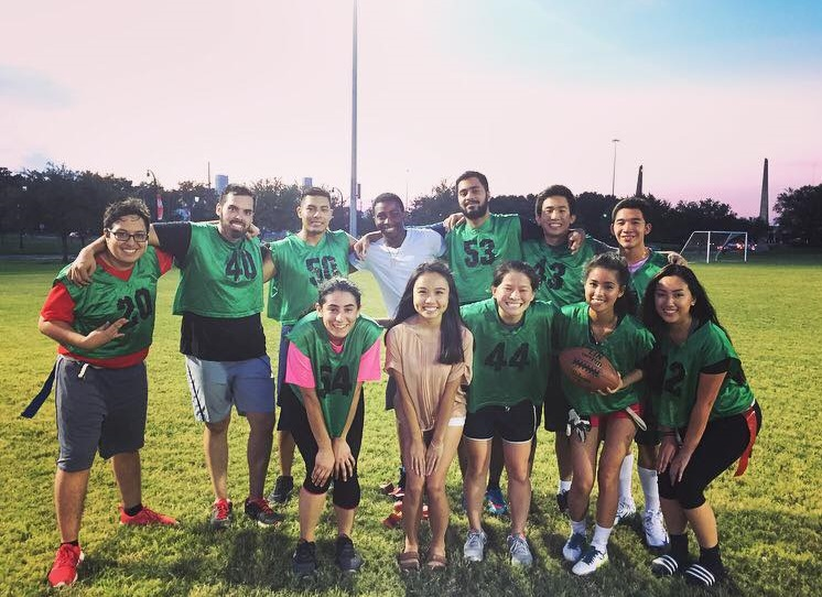 POPS Flag Football vs PPA